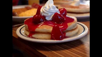 IHOP All You Can Eat Pancakes TV Spot, 'It's Back!' - Thumbnail 7