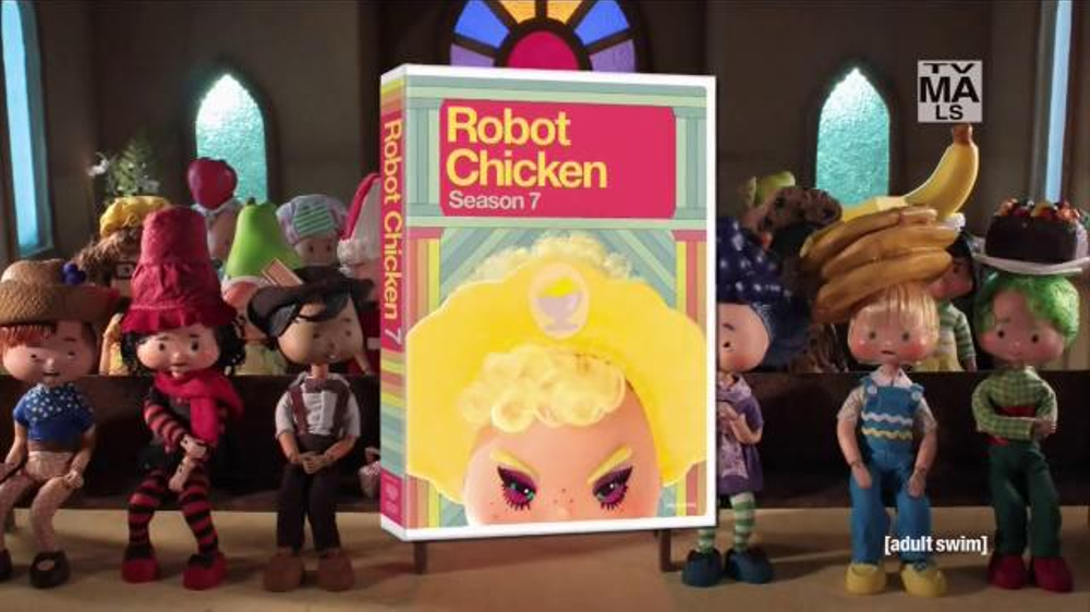 robot chicken the complete seventh season tv spot ispot tv