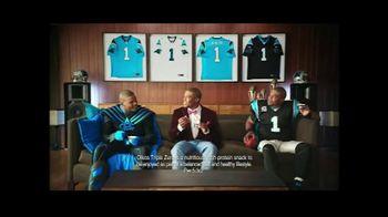 Oikos Triple Zero TV Spot, 'Triple Zero, Triple Cam' Featuring Cam Newton