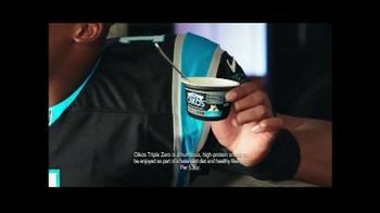 Oikos Triple Zero TV Spot, 'Triple Zero, Triple Cam' Featuring Cam Newton - Thumbnail 7
