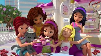 LEGO Friends TV Spot, 'Cupcake Cafe and Supermarket'