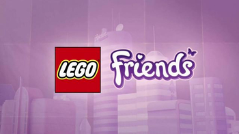 LEGO Friends TV Spot, 'Cupcake Cafe and Supermarket' - Thumbnail 1