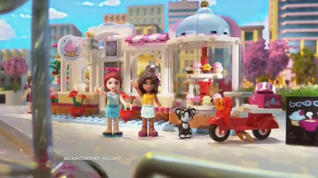 LEGO Friends TV Spot, 'Cupcake Cafe and Supermarket' - Thumbnail 3