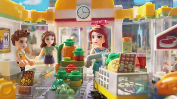 LEGO Friends TV Spot, 'Cupcake Cafe and Supermarket' - Thumbnail 6