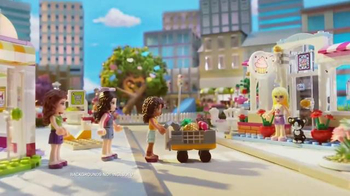 LEGO Friends TV Spot, 'Cupcake Cafe and Supermarket' - Thumbnail 7
