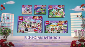 LEGO Friends TV Spot, 'Cupcake Cafe and Supermarket' - Thumbnail 9