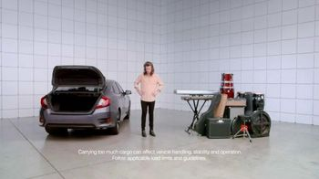 2016 Honda Civic TV Spot, 'One Direction Approved' Featuring One Direction - Thumbnail 4