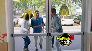 McDonald's McPick 2 TV Spot, 'Selfies' - Thumbnail 1
