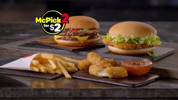 McDonald's McPick 2 TV Spot, 'Selfies' - Thumbnail 8