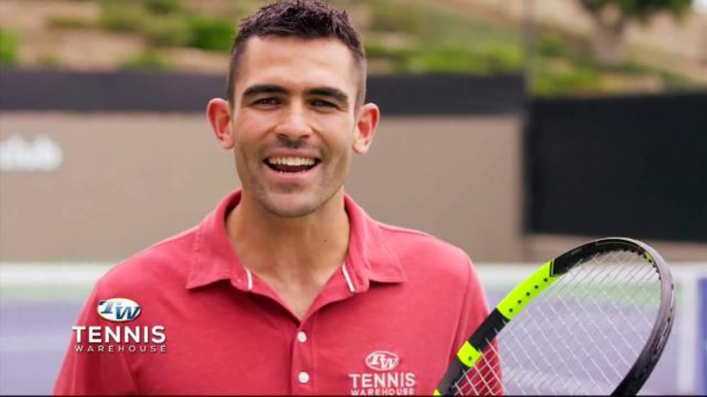 Tennis Warehouse TV Commercial, 'Gear Up: Grip Size' - Video