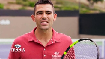 Tennis Warehouse TV Spot, 'Gear Up: Grip Size' - Thumbnail 5