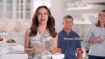 Atkins TV Spot, '#HappyWeight: Alyssa Milano Plus Three Success Story' - Thumbnail 1