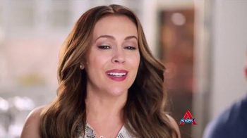 Atkins TV Spot, '#HappyWeight: Alyssa Milano Plus Three Success Story' - Thumbnail 2