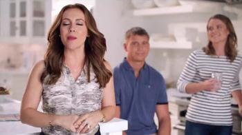 Atkins TV Spot, '#HappyWeight: Alyssa Milano Plus Three Success Story' - Thumbnail 9