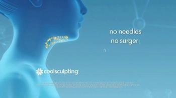 Zeltiq Aesthetics CoolSculpting TV Spot, 'Double Chin' - Thumbnail 6