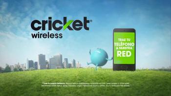 Cricket Wireless 4G LTE TV Spot 'Tú y tu teléfono' [Spanish] - Thumbnail 7