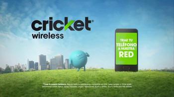 Cricket Wireless 4G LTE TV Spot 'Tú y tu teléfono' [Spanish] - Thumbnail 6
