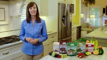 Real Health Superfoods WholeFood Smoothies TV Spot, 'Tastes Great'