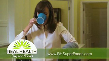 Real Health Superfoods WholeFood Smoothies TV Spot, 'Tastes Great' - Thumbnail 2