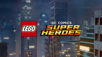LEGO DC Comics Super Heroes TV Spot, 'Build Something Super' - Thumbnail 1