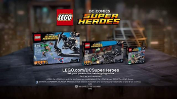 LEGO DC Comics Super Heroes TV Spot, 'Build Something Super' - Thumbnail 9