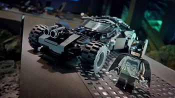 LEGO DC Comics Super Heroes TV Spot, 'Build Something Super'