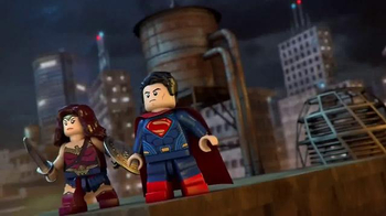 LEGO DC Comics Super Heroes TV Spot, 'Build Something Super' - Thumbnail 7