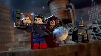 LEGO DC Comics Super Heroes TV Spot, 'Build Something Super' - Thumbnail 8