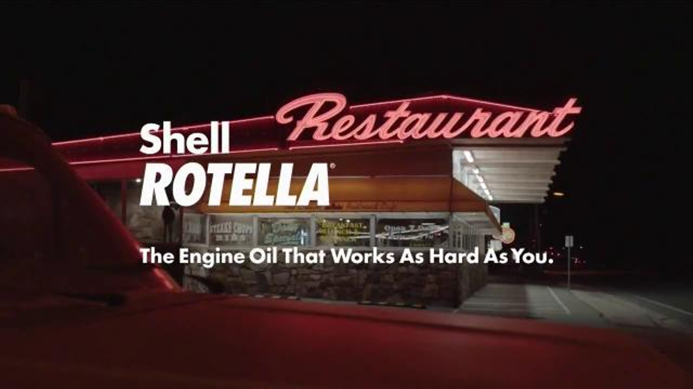 Shell Rotella TV Commercial, 'Opportunity'