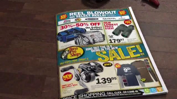 Bass Pro Shops Ring Out the Old, Bring in the New Sale TV Spot, 'Blowout' - Thumbnail 3