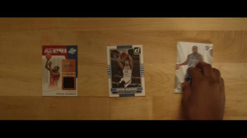Panini TV Spot, 'Who Do You Collect: Simon Says' Featuring Kevin Durant - Thumbnail 3