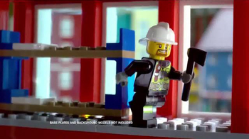 LEGO City Fire Sets TV Spot, 'All Hands to the Rescue'