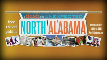 North Alabama TV Spot, 'Unexpected' - Thumbnail 7