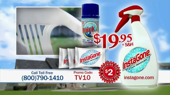 Instagone Stain Remover TV Spot, 'Blast Those Stains' - Thumbnail 8