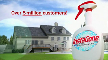 Instagone Stain Remover TV Spot, 'Blast Those Stains' - Thumbnail 2