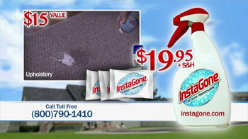 Instagone Stain Remover TV Spot, 'Blast Those Stains' - Thumbnail 7