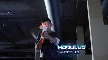 Nerf N-Strike Modulus ECS-10 TV Spot, 'Rapid-Fire Rewards' - Thumbnail 1