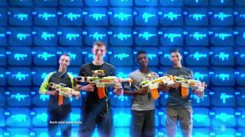 Nerf N-Strike Modulus ECS-10 TV Spot, 'Rapid-Fire Rewards' - Thumbnail 5