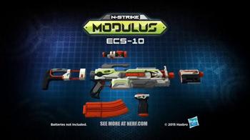 Nerf N-Strike Modulus ECS-10 TV Spot, 'Rapid-Fire Rewards' - Thumbnail 6