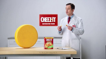 Cheez-It Grooves Hot & Spicy TV Spot, 'Married' - Thumbnail 2