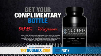 Nugenix TV Spot, 'Mother Nature' - Thumbnail 9