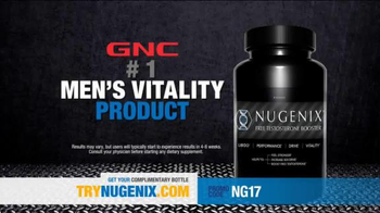 Nugenix TV Spot, 'Mother Nature' - Thumbnail 7