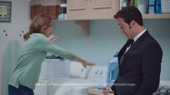 Allstate TV Spot, 'La Mala Suerte: un nuevo hogar' [Spanish] - Thumbnail 9