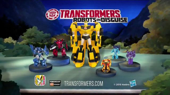 Transformers Robots in Disguise Super Bumblebee TV Spot, 'Biggest Ever!' - Thumbnail 9