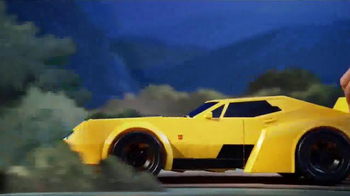 Transformers Robots in Disguise Super Bumblebee TV Spot, 'Biggest Ever!' - Thumbnail 3