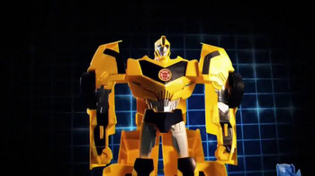 Transformers Robots in Disguise Super Bumblebee TV Spot, 'Biggest Ever!' - Thumbnail 5