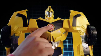 Transformers Robots in Disguise Super Bumblebee TV Spot, 'Biggest Ever!' - Thumbnail 7