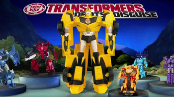 Transformers Robots in Disguise Super Bumblebee TV Spot, 'Biggest Ever!' - Thumbnail 8