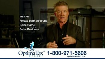 Optima Tax Relief TV Spot, 'The Big Bad IRS' Featuring Alan Thicke