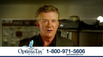 Optima Tax Relief TV Spot, 'The Big Bad IRS' Featuring Alan Thicke - Thumbnail 3